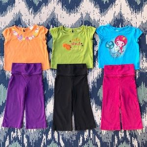 Girls 12-18M Play Bundle, 6 PC, GUC Gymboree/TCP💕